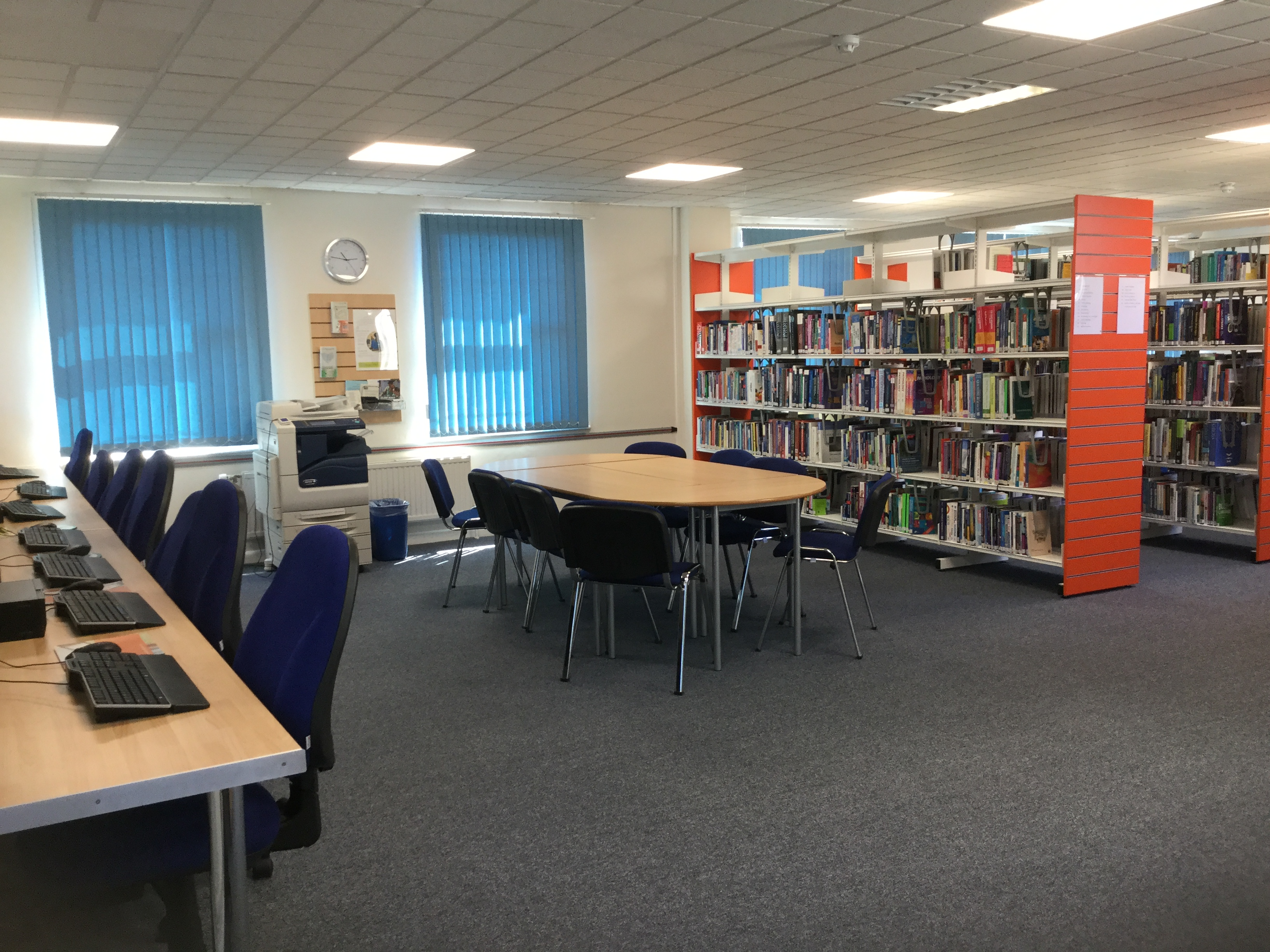 Colchester Healthcare Library picture